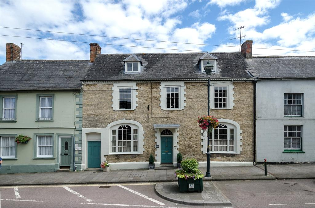 5 Bedrooms Terraced House for sale in High Street, Cricklade, Swindon, SN6