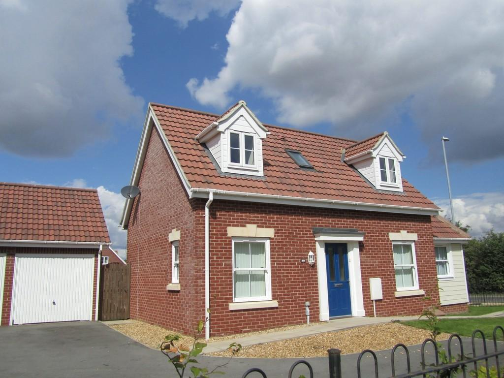 2 Bedrooms Chalet House for sale in Winceby Close, Wisbech