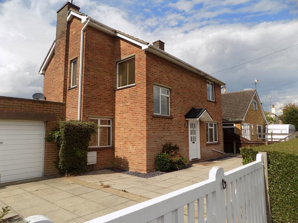 3 Bedrooms Detached House for sale in Hillside Road, March