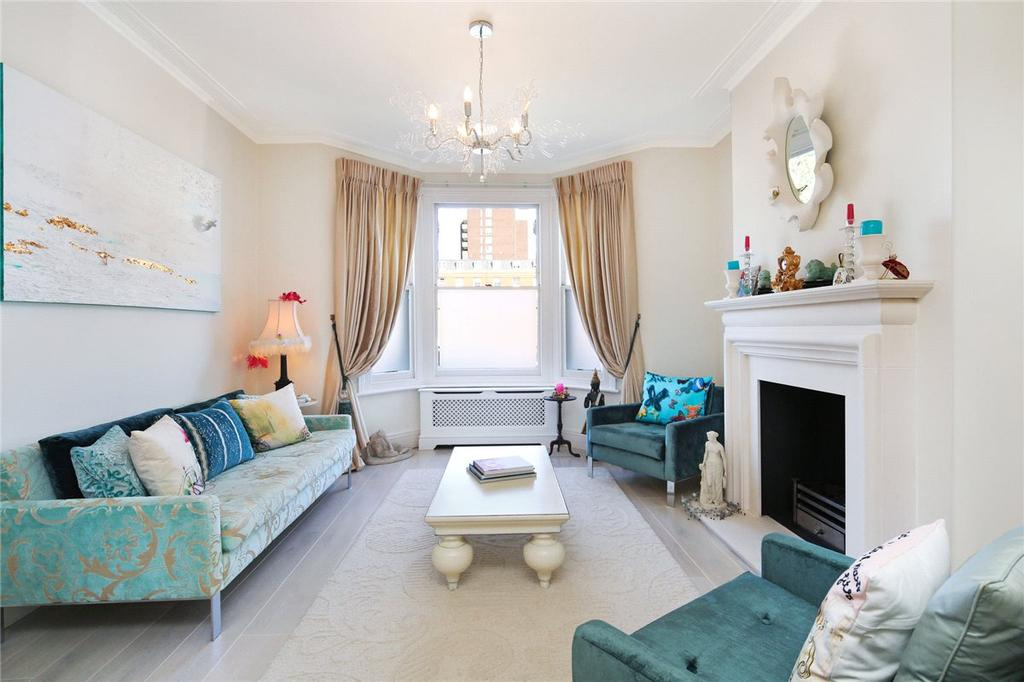 5 Bedrooms House for sale in Queensmill Road, London, SW6