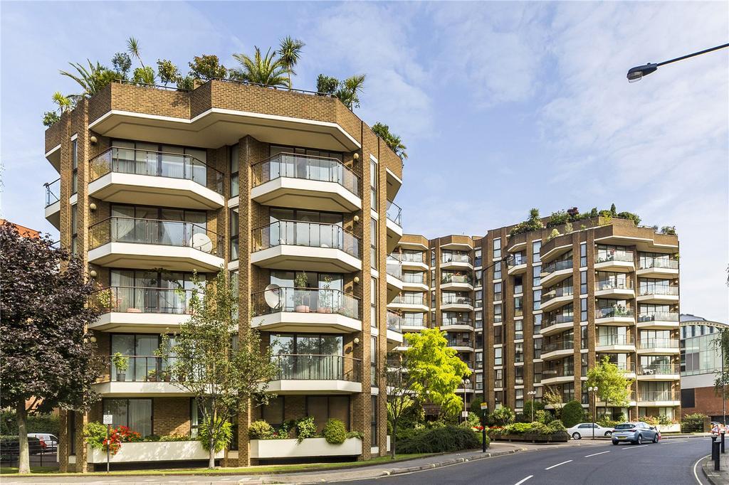 4 Bedrooms Flat for sale in Kensington West, Blythe Road, London, W14