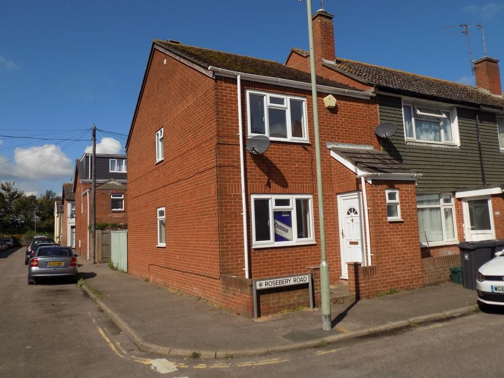 2 Bedrooms Detached House for sale in Rosebery Road, Exmouth