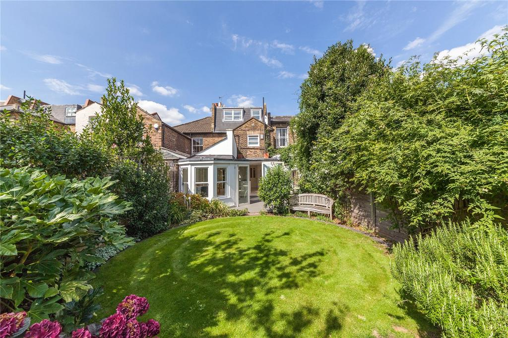 5 Bedrooms Terraced House for sale in Nottingham Road, Wandsworth Common, London, SW17