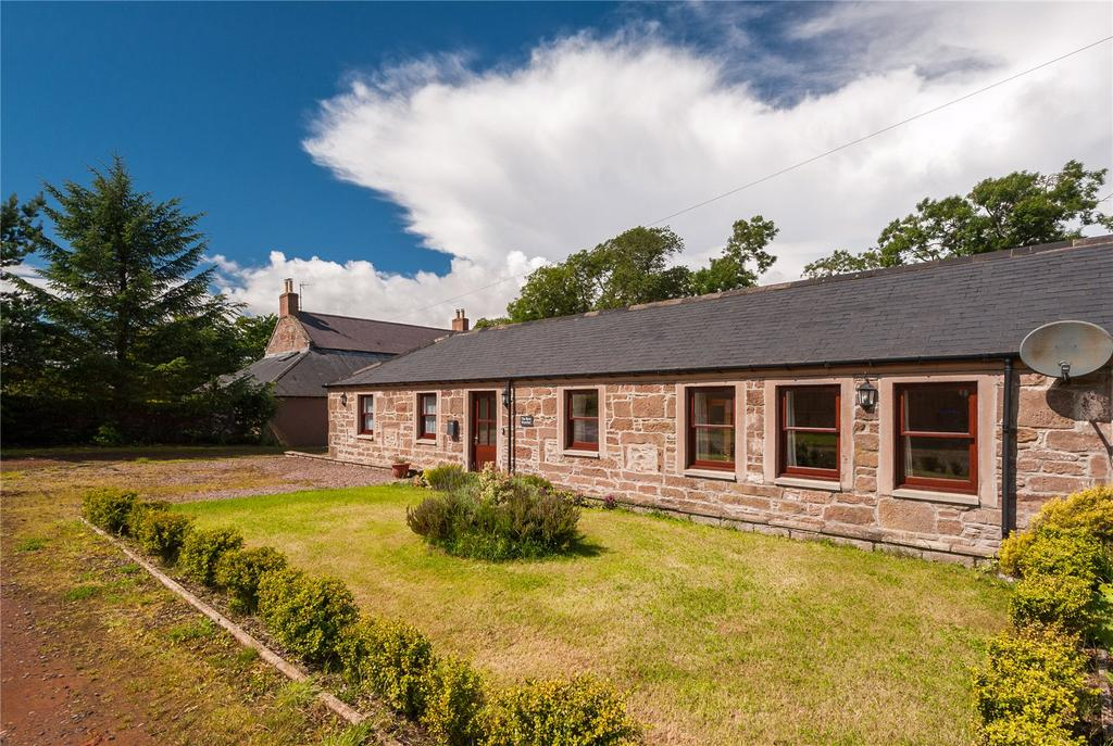 3 Bedrooms Semi Detached House for sale in The Byre, Waterlair, Fordoun, Kincardineshire, AB30