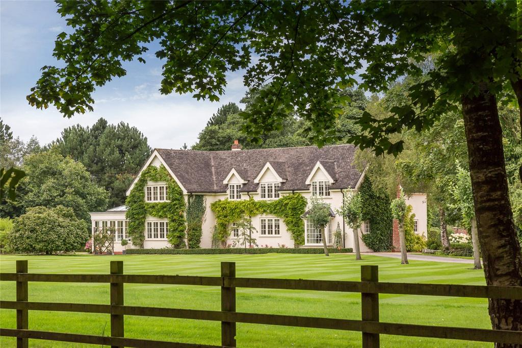 5 Bedrooms Unique Property for sale in Bollington Lane, Nether Alderley, Macclesfield, Cheshire, SK10