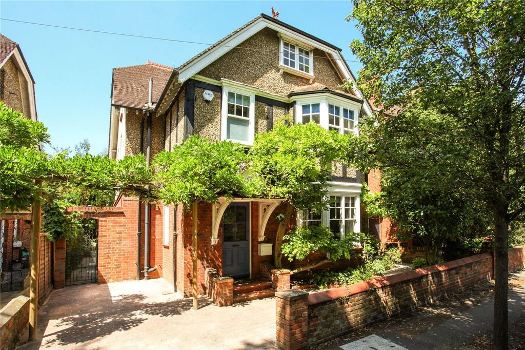 5 Bedrooms Detached House for sale in Laburnham Road, Maidenhead, Berkshire, SL6