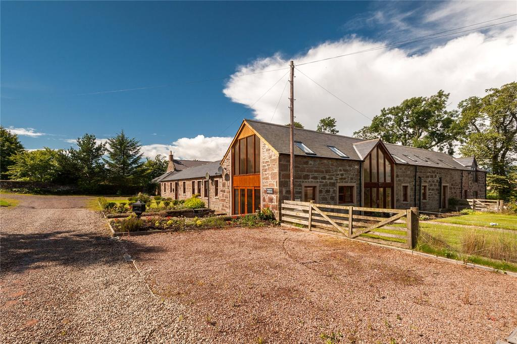 5 Bedrooms Semi Detached House for sale in The Millhouse The Byre, Waterlair, Fordoun, Kincardineshire, AB30