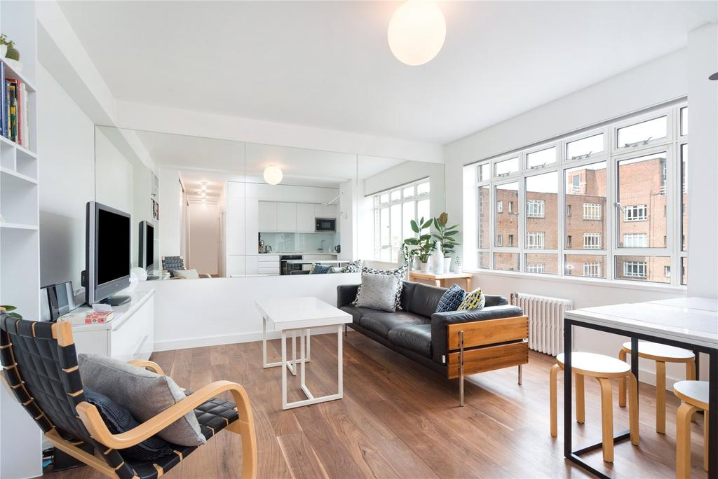 2 Bedrooms Flat for sale in Paramount Court, WC1E