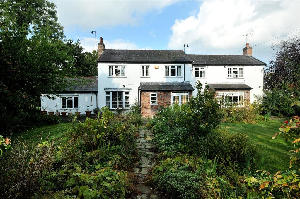 5 Bedrooms Detached House for sale in Davenport Lane, Mobberley, Knutsford, Cheshire, WA16