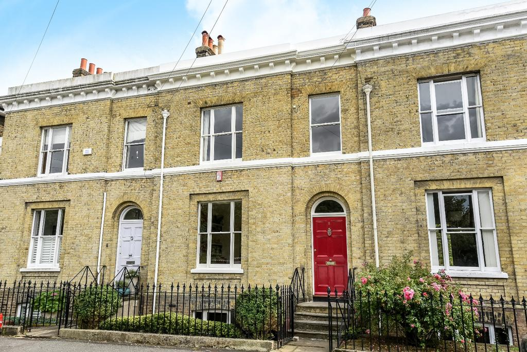 4 Bedrooms Terraced House for sale in Kingswood Place Lewisham SE13
