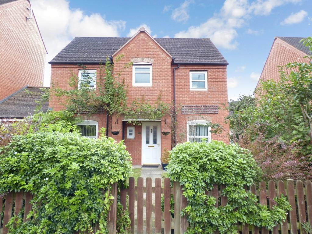 3 Bedrooms Link Detached House for sale in Austen Road, Stratford-Upon-Avon