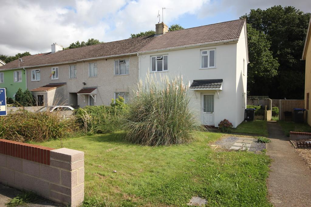3 Bedrooms Semi Detached House for sale in PINEWOOD WAY, BEMERTON HEATH, SALISBURY, WILTSHIRE, SP2 9HY