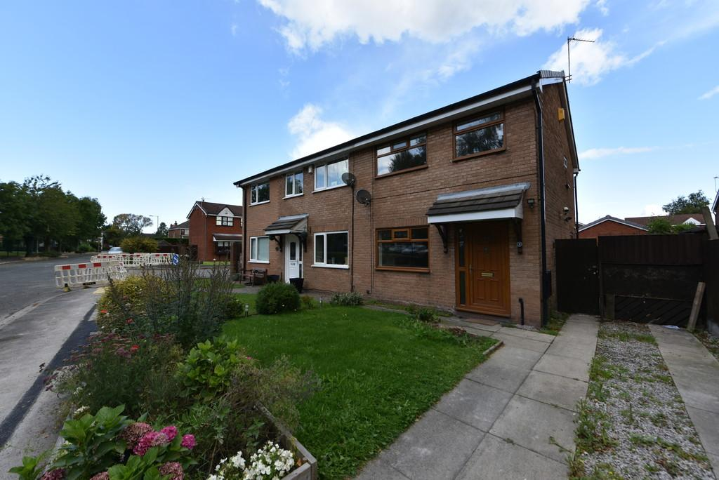 3 Bedrooms Semi Detached House for rent in Old Boundary Way, Ormskirk