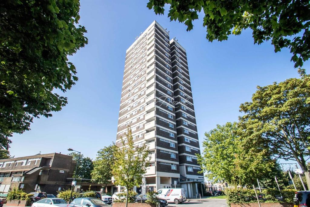 1 Bedroom Flat for sale in Elmslie Point, Bow, E3