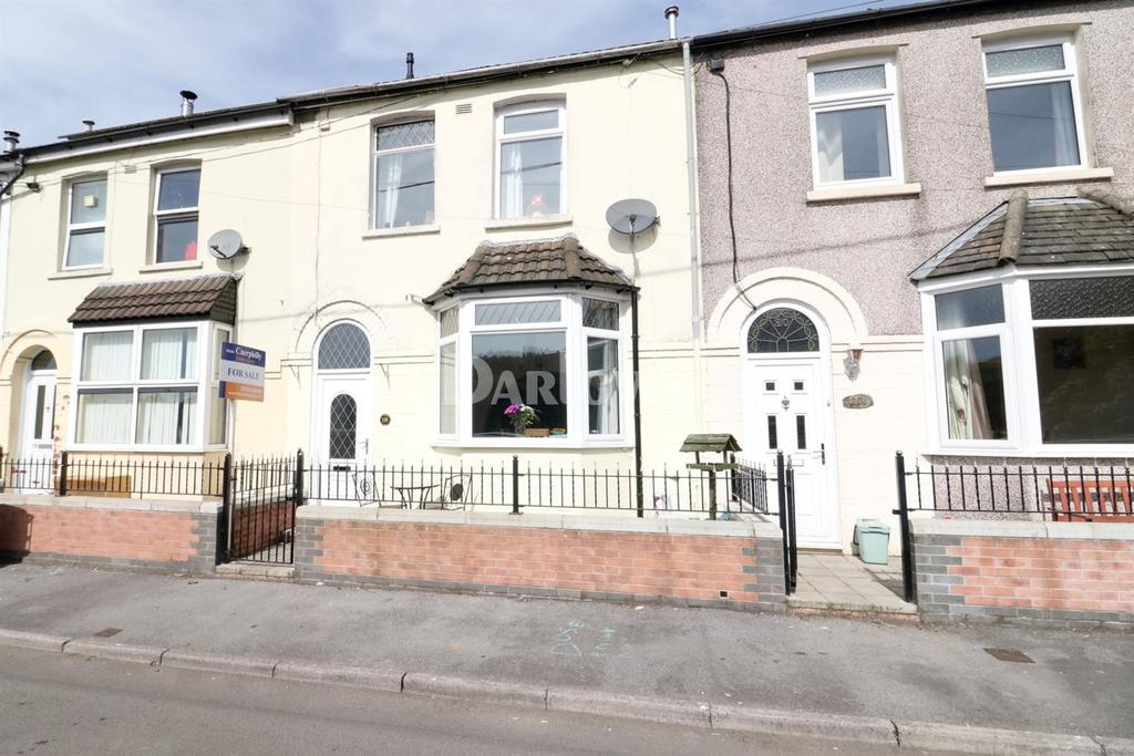 3 Bedrooms Terraced House for sale in Woodland Terrace, Senghenydd, Caerphilly