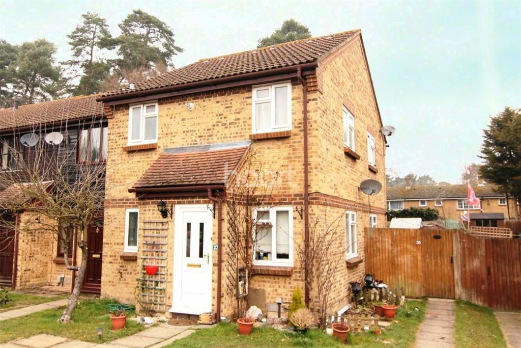1 Bedroom End Of Terrace House for sale in Townsend Close, Bracknell