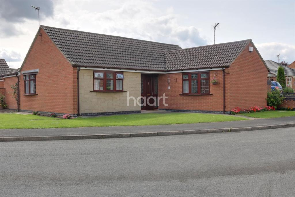 3 Bedrooms Bungalow for sale in Condon Road, Barrow Upon Soar