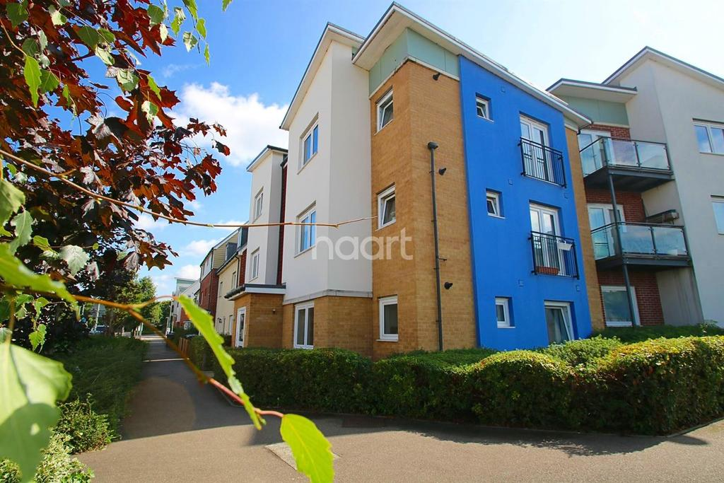 1 Bedroom Flat for sale in Torkildsen Way