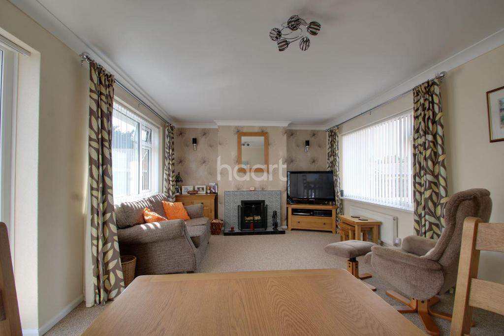2 Bedrooms Bungalow for sale in Ballater Close, Ipswich