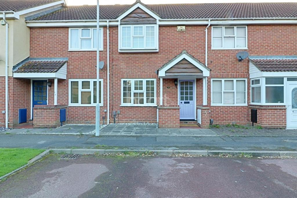 2 Bedrooms Terraced House for sale in Yeading