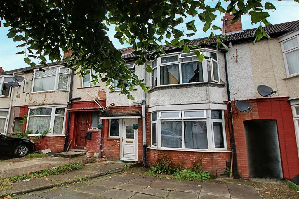 3 Bedrooms Terraced House for sale in Runley Road