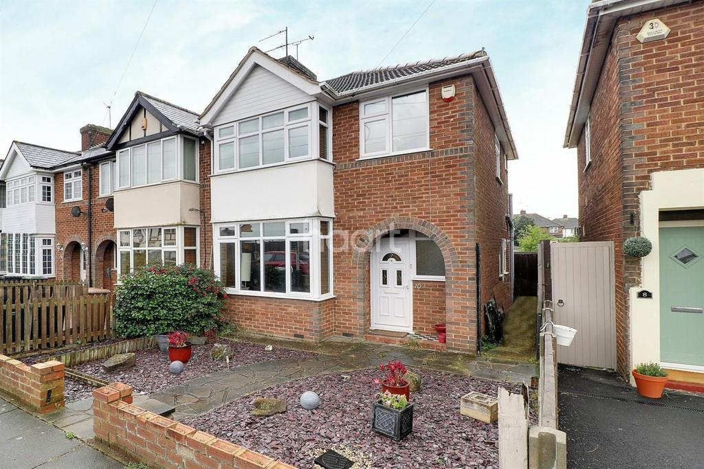 3 Bedrooms End Of Terrace House for sale in Stylish In Stapleford