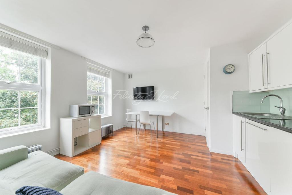 2 Bedrooms Flat for sale in Newbery House, Islington, N1