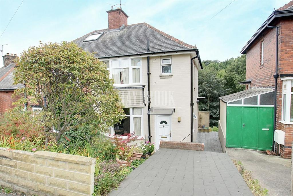 3 Bedrooms Semi Detached House for sale in Lees Hall Road, Norton Lees, Sheffield