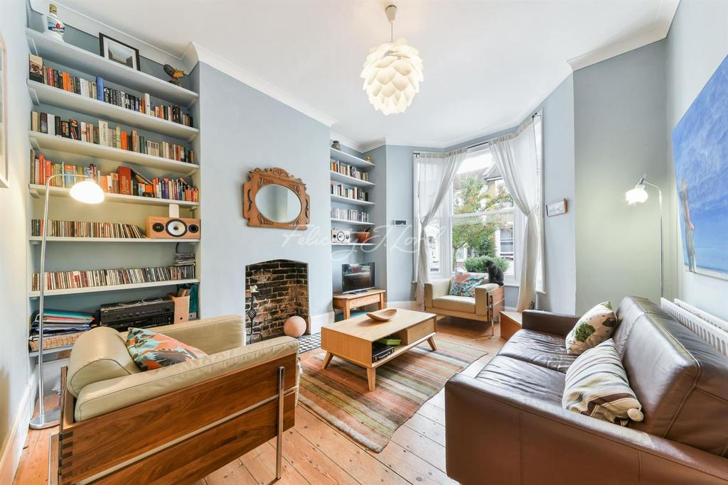 2 Bedrooms Flat for sale in Barretts Grove, N16