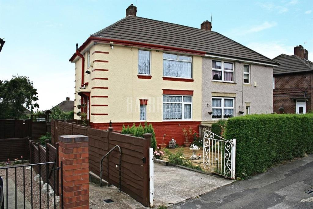3 Bedrooms Semi Detached House for sale in Standish Road, Shirecliffe