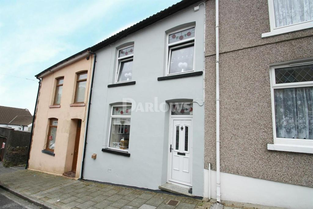 3 Bedrooms Terraced House for sale in Brynhyfryd Street, Clydach Vale