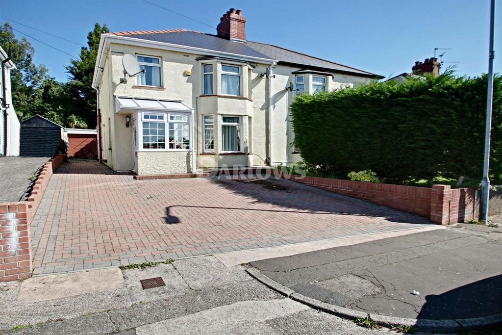 3 Bedrooms Semi Detached House for sale in Ty Mawr Road, Rumney, Cardiff