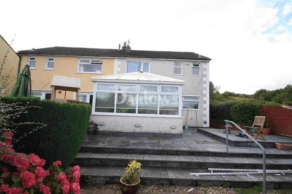3 Bedrooms Semi Detached House for sale in Gwent Way, Tredegar, Gwent