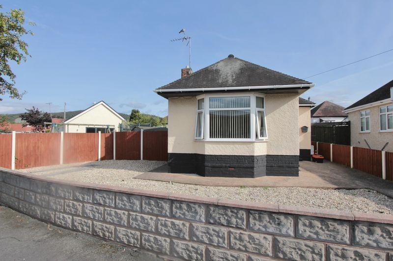 2 Bedrooms Detached Bungalow for sale in St Margarets Avenue, Prestatyn