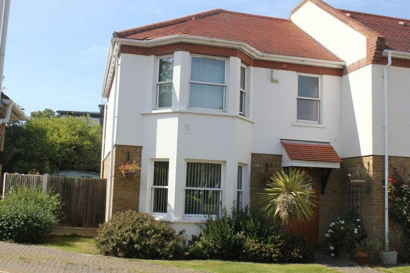 3 Bedrooms End Of Terrace House for sale in Parkgate, Park Road , Westcliff-On-Sea