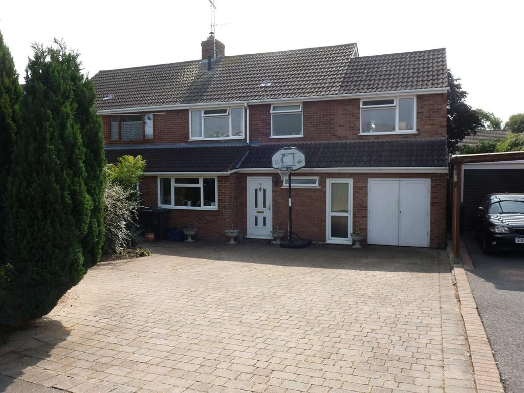 4 Bedrooms Semi Detached House for sale in Plume Avenue, Maldon