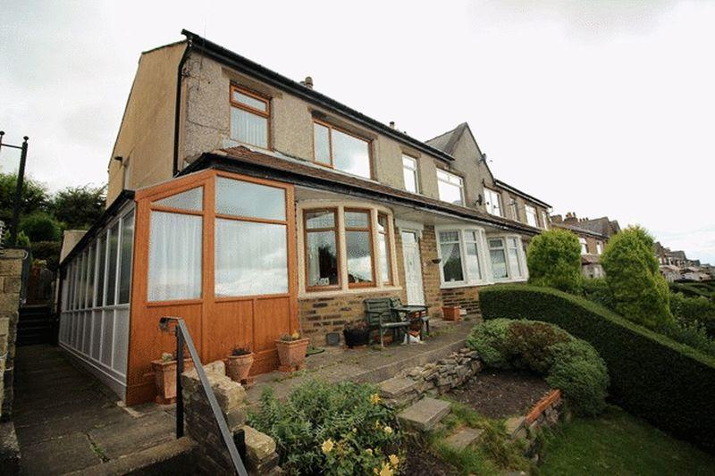 3 Bedrooms End Of Terrace House for sale in Roils Head Road, Halifax