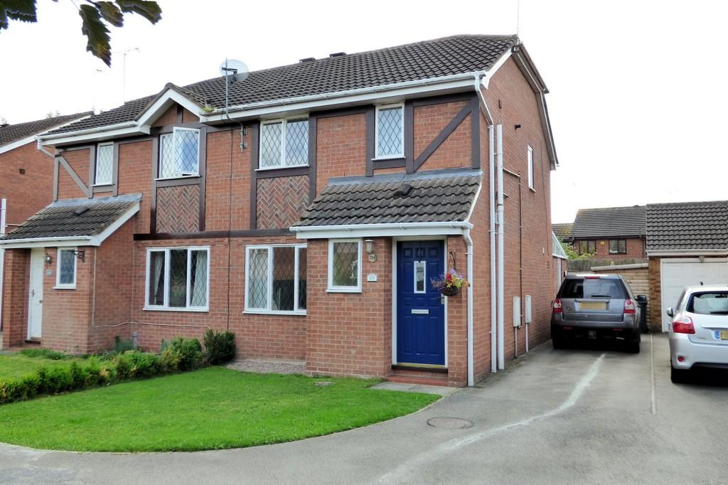 3 Bedrooms Semi Detached House for sale in Hassall Road, Hatton