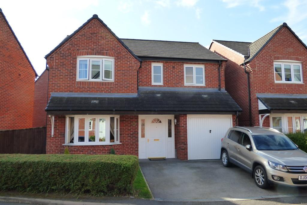 4 Bedrooms Detached House for sale in Dee Close, Hilton