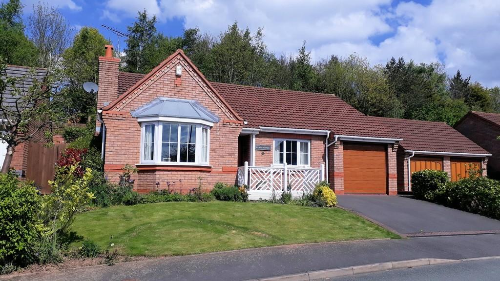 3 Bedrooms Detached Bungalow for sale in Yarrow Close, Burton-on-Trent