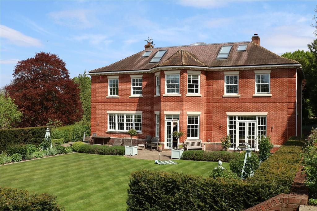 5 Bedrooms Detached House for sale in Wonston, Hampshire, SO21
