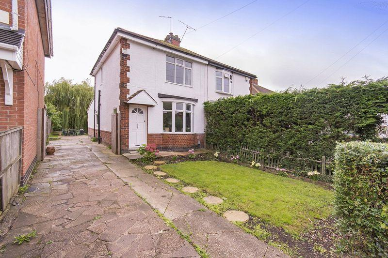 3 Bedrooms Semi Detached House for sale in DALE ROAD, SPONDON