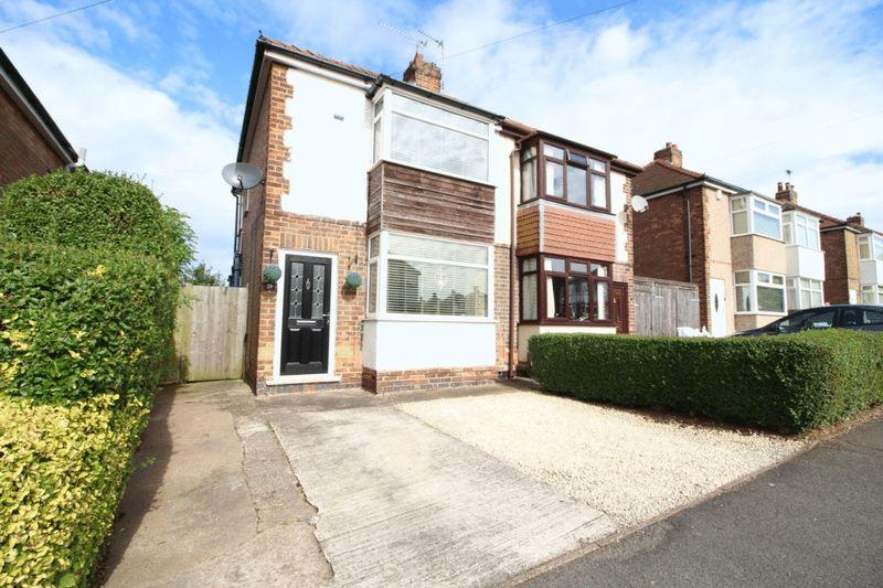 2 Bedrooms Semi Detached House for sale in DORCHESTER AVENUE, CHADDESDEN