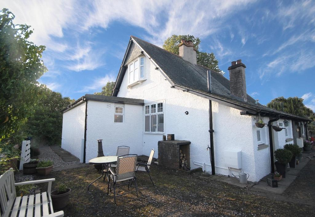 3 Bedrooms Semi Detached House for sale in East Tower Cottage, Feus , Auchterarder , Perthshire , PH3 1EP