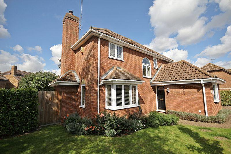 4 Bedrooms Detached House for sale in Oak Drive, Pulloxhill