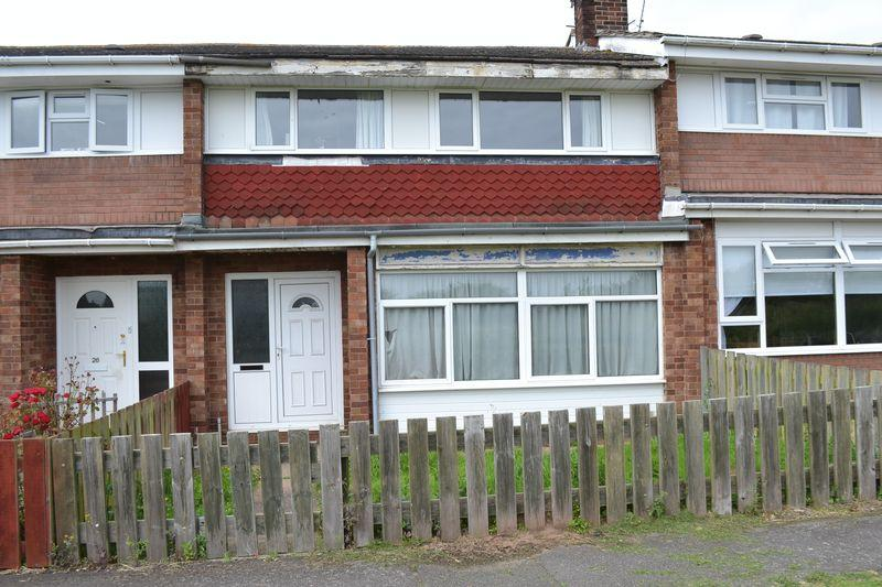 3 Bedrooms Terraced House for sale in Dunstall Walk, Gainsborough