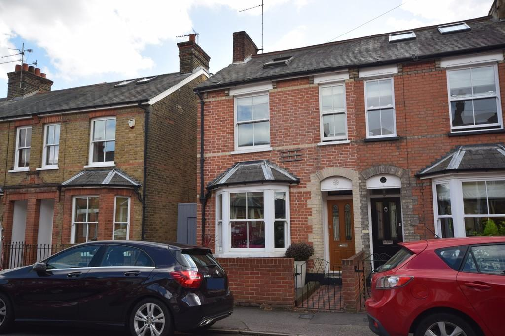 3 Bedrooms End Of Terrace House for sale in Upper Roman Road, Chelmsford, CM2 0EX