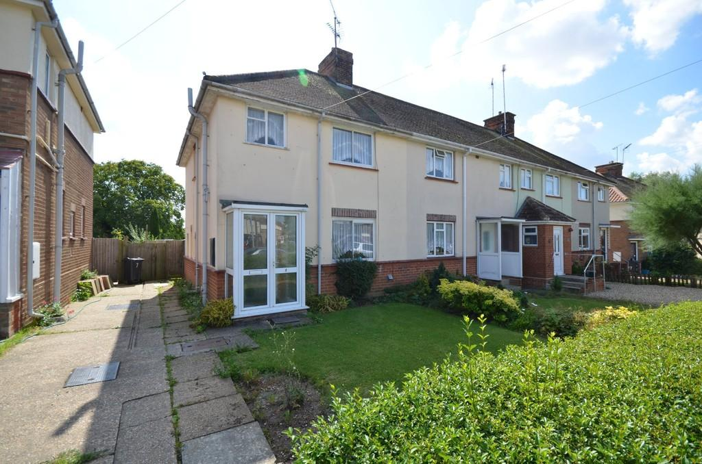3 Bedrooms End Of Terrace House for sale in Glebe Crescent, Witham, CM8 2HZ
