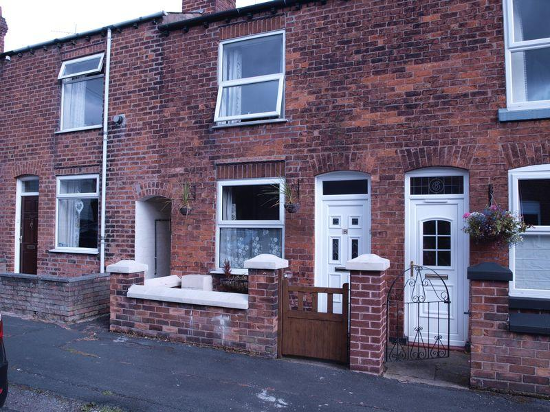 2 Bedrooms Terraced House for sale in George Street, Barnton, CW8 4JQ