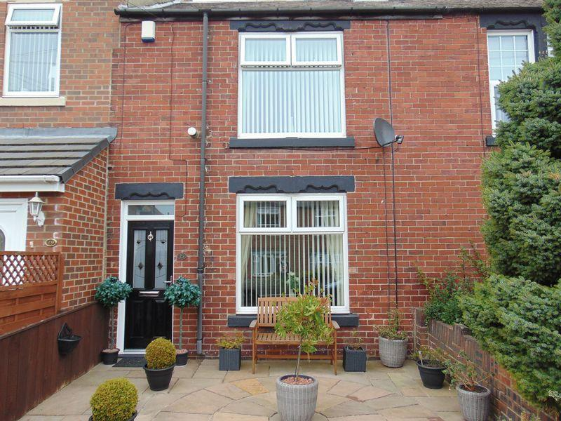 2 Bedrooms Terraced House for sale in Park Terrace, West Moor, Newcastle Upon Tyne